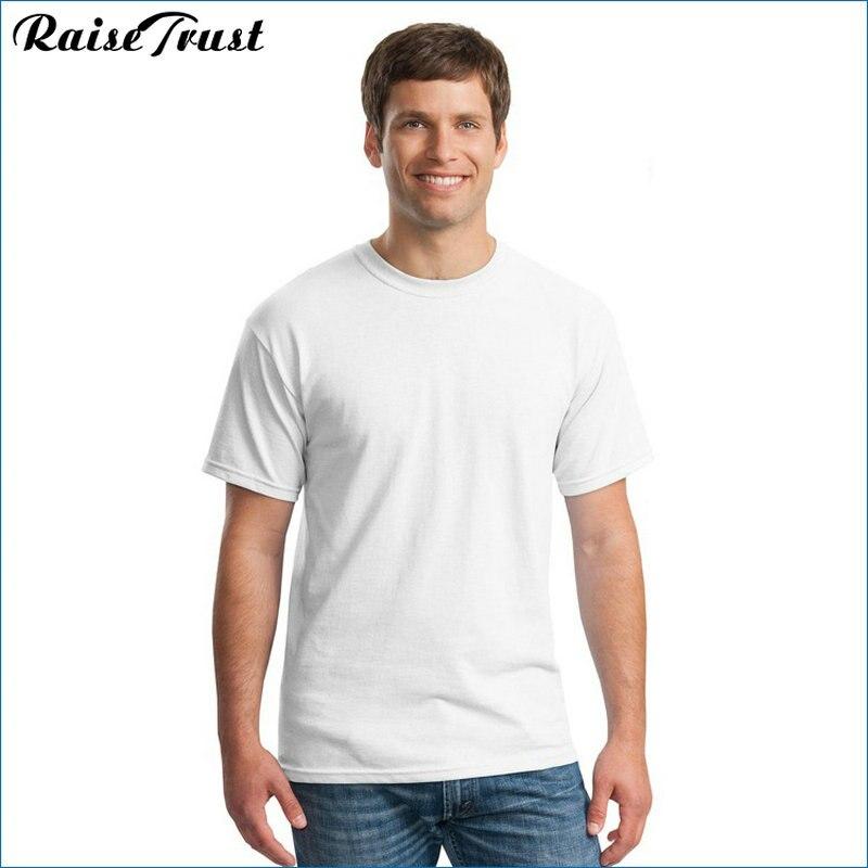 2019 Yeni Katı renk T Gömlek yaz Erkekler t gömlek kısa kollu - Erkek Giyim - Fotoğraf 6