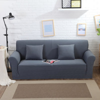 Sofa Cover Jacquard Sofa Slipcover Single/Two/Three/Four Seater Stretch Scenic Funda Sofa Couch Cover Capa De Sofa Decoration