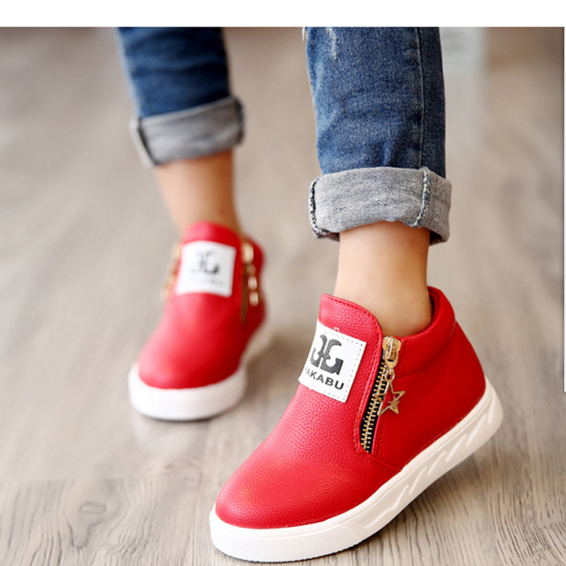 2016 Children Casual Shoes Fashion Style Girls Sports Shoes Toddler Girls Sneakers Princess Children Shoes Sapatilha Infantil