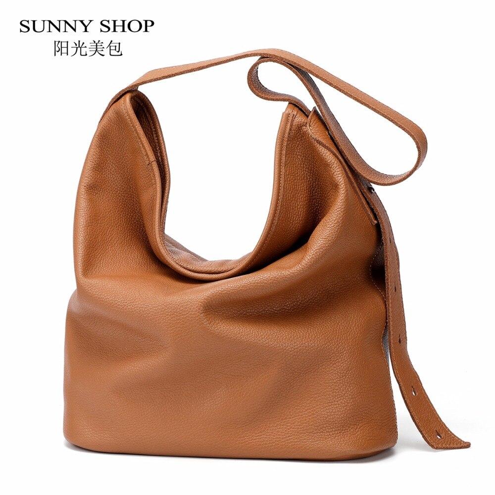 Luxury 100% Genuine Leather Bag Women 2018 Large Capacity Tote Bag Real Leather Handbag Female Office Business Work Sling Bag