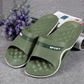 2017 New Arrival Flat Home Slippers Summer Indoor Floor House Shoes Non-Slip Hotel Bathing Shoes Slippers For Men Sandals O2280
