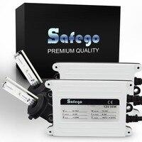 1 Unidades Safego H7 Xenon HID Kit de Conversión de 12 V 55 W AC 4300 K 6000 K 8000 K 10000 K 12000 K OCULTÓ el Kit Del Xenón para el Coche Auto Faro bombillas