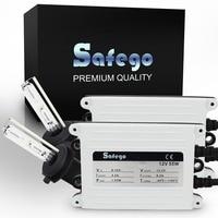 1 set Safego H7 קסנון HID המרה קיט 12 V 55 W AC 4300 K 6000 K 8000 K 10000 K 12000 K HID ערכת קסנון לרכב פנס מכונית נורות