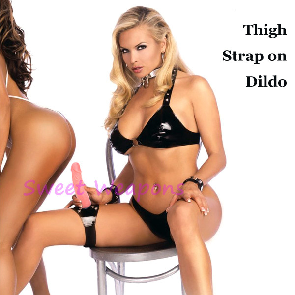 Free strap on dildo sex