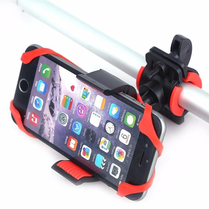Universal Bike / Bicycle / Motorcycle Handlebar Mobile Phone Mount Front