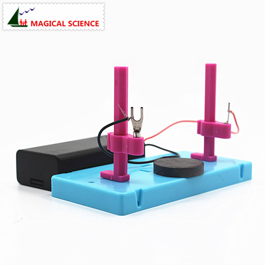 Wholesale Fun Physics Experiment Homemade Motor Diy Material For Child School Students #5