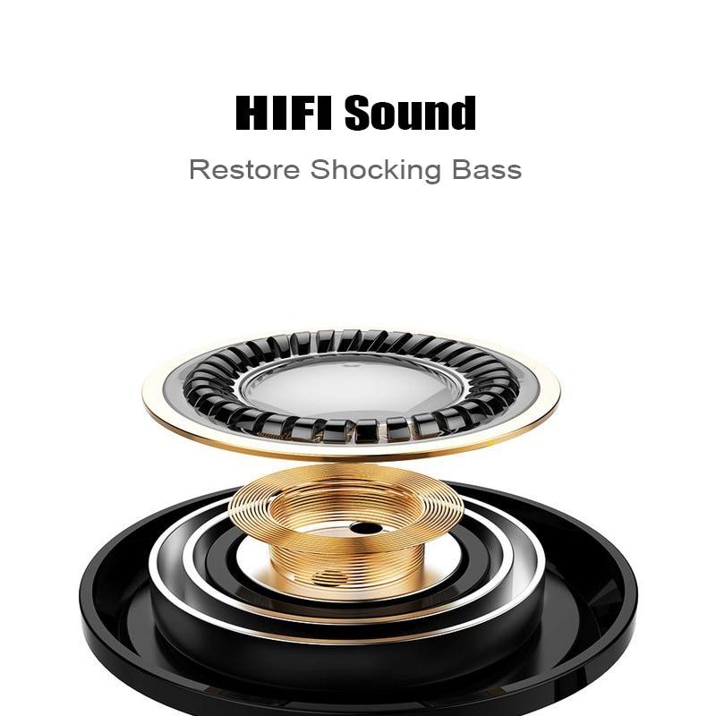 M&J Capsule Wireless TWS Earbuds Bluetooth Earphone With Mic And Deep Bass 7