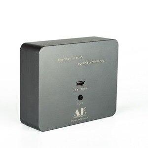 Image 5 - VFD Clock Pointer Clock Aluminum Case USB Powered Analog style with  USB data line