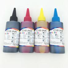 Freies Verschiffen Für HP82 100 ML x 4 STÜCKE Dye-tinte Für HP Designjet 500 500 TEILE 510 800 800 TEILE 815mfp 820mfp Tintenstrahldrucker