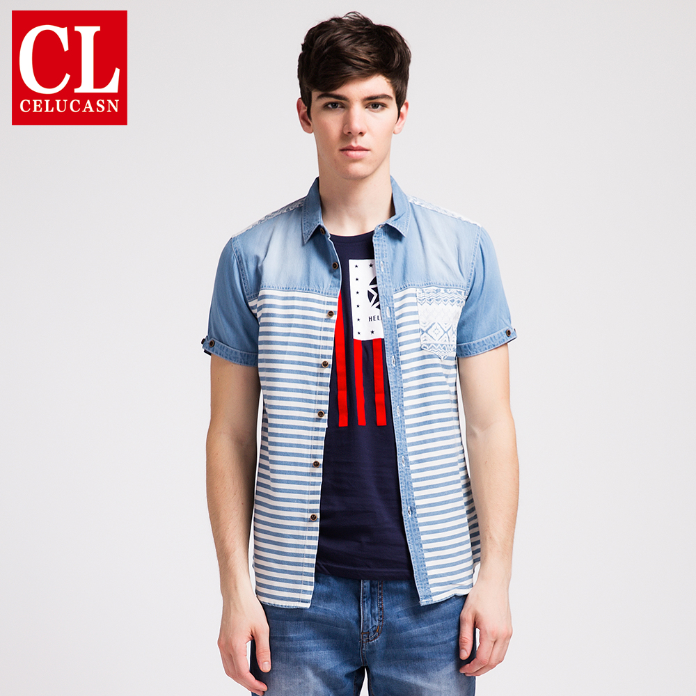 Popular Cowboy Shirt Men-Buy Cheap Cowboy Shirt Men lots from ...