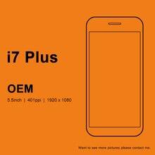 3 unids OEM LCD de 5.5 pulgadas para el teléfono 7 Más LCD pantalla Con Buena 3D Touch Screen Reemplazo Digitalizador Asamblea Envío gratis