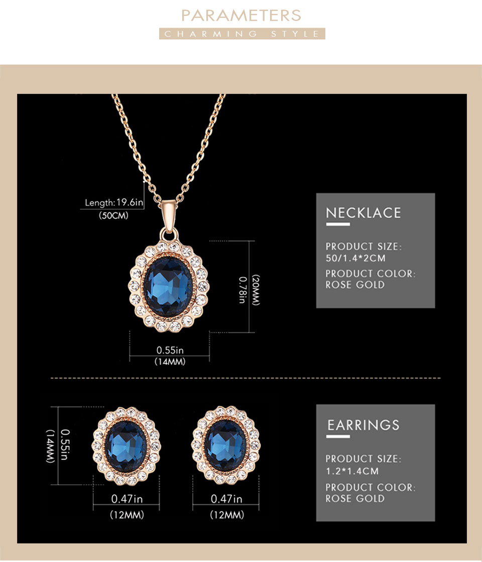 HTB1zB1 dfc3T1VjSZLeq6zZsVXaz - Luxury Crystal Earrings Necklace Women's Watch Set-Luxury Crystal Earrings Necklace Women's Watch Set