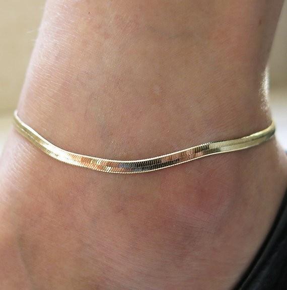 Fower YY Gli accessori squisiti dei gioielli della ragazza della cavigliera della perla della cavigliera della spiaggia di modo doppio Articoli per feste e compleanni