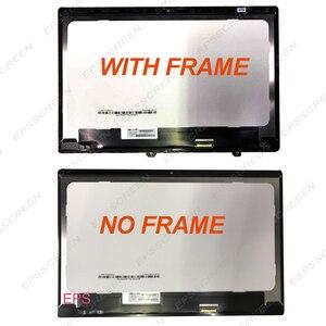 Image 2 - シャオ mi mi ノートブック空気 ips LQ133M1JW15 N133HCE GP1 LTN133HL09 13.3 「 lcd led スクリーン表示マトリックスガラスアセンブリ薄型フレーム