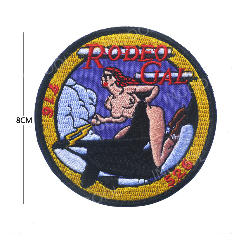 Aliexpress.com : Buy USAF Girls 3D Embroidery Patch