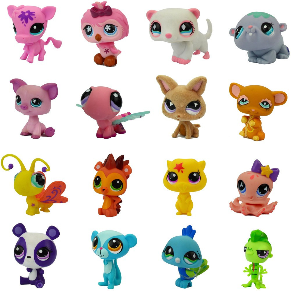 Littlest Pet Shop Dollhouses & Play Sets; Littlest Pet Shop Fashion Dolls; Littlest Pet Shop Baby Dolls; Littlest Pet Shop Collectible Dolls; Littlest Pet Shop Lps Panda And Tiger. Product - Littlest Pet Shop Gecko and Armadillo. Product Image. Price $ Product Title.