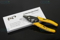 5 pieces FIS Stripper Stripper 3 Hole Jacket Fiber Optic Tool Strippers used with Optical Fiber Fusion Splicer