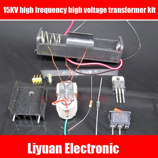 Inverter boost spannung generator sensor/arc zündspule modul/15KV ...