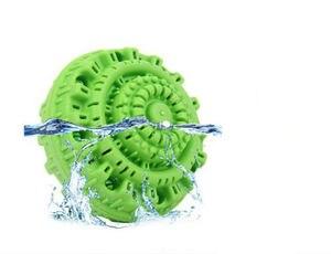 Image 3 - 2019 Yeni Ev Eko Sihirli çamaşır topu Orb Hiçbir Deterjan Sihirbazı Tarzı Çamaşır Makinesi