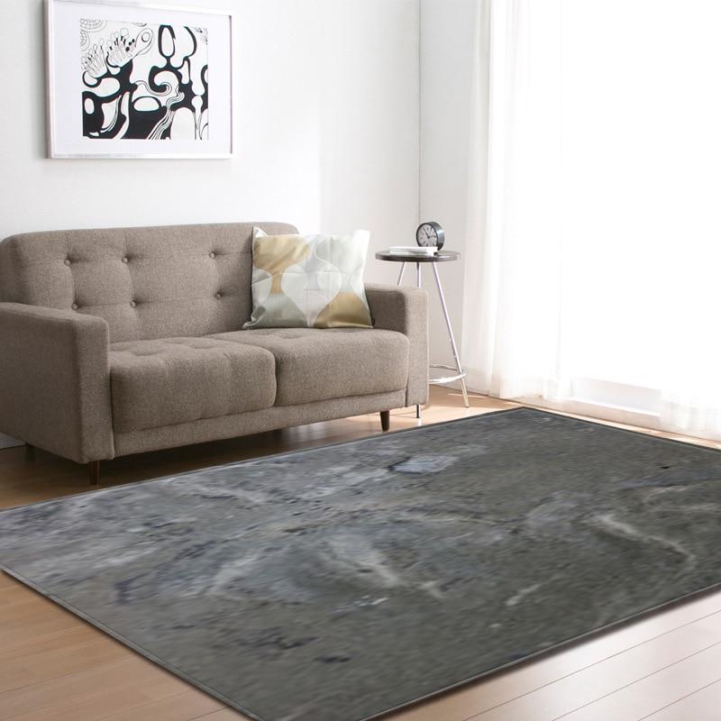 Tapis et tapis modernes simples de bande dessinée de griffe de chat pour le salon à la maison tapis anti-dérapant de Yoga tapis de chambre d'enfant de couverture de Burrito