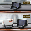 2017 Best Multi-function Silica Gel Glove Box Dashboard Portable Phone Holder Automobile Collection Box Mobile Phone Navigation