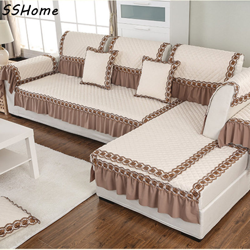 Slip Resistant Sofa Cushion Covers Continental Sofa Fabric