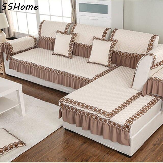 Buy Slip Resistant Sofa Cushion Covers
