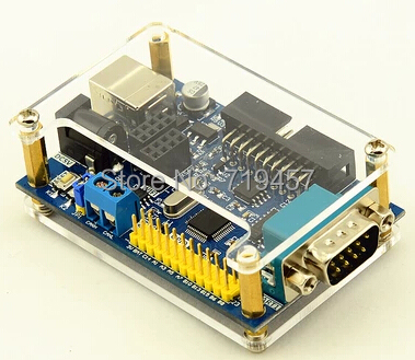 FREE SHIPPING STM32 Development Board Tiny- Can Carry WIFI To Serial Port Module STM32F103C8T6