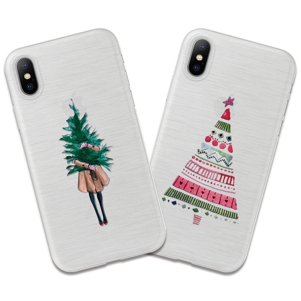 AKI Phone Case for iPhone 6 6s Plus Case Bing Glitter Golden Deer ...