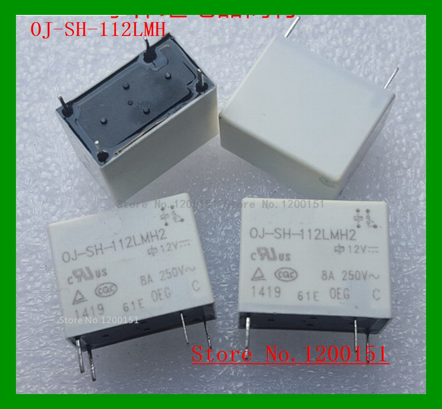 10pcs 953-1A-12DG-1 New Genuine HSIN DA Relay DIP-4