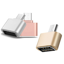 Converter Flash-Drives Mouse-Keyboard Otg-Adapter Tablet Micro-Usb Xiaomi Samsung Huawei