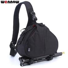 Waterdichte Rugzak Schoudertas Camera Bag Case voor Canon EOS R 80D 1300D 800D Nikon Z7 Z6 D3500 D3400 D5600 Sony a7 iii a77 a7iii
