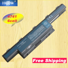 HSW Laptop Battery For Acer Aspire 4741 4741G 4251 5741 5750G 7551 AS10D41 AS10D81 AS10D31