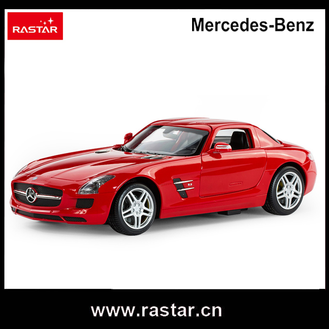Rastar Licensed Mercedes Benz Sls Amg Rc Drift Cars 1 14 Can Open Door Manually Remote Control Car 47600