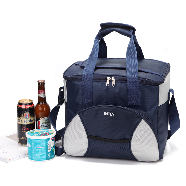 Waterproof Oxford cloth thickened large picnic bag 25L New High quality thermal cooler bags shoulder bag vehicle double термосумка bradex cooler bag 25l