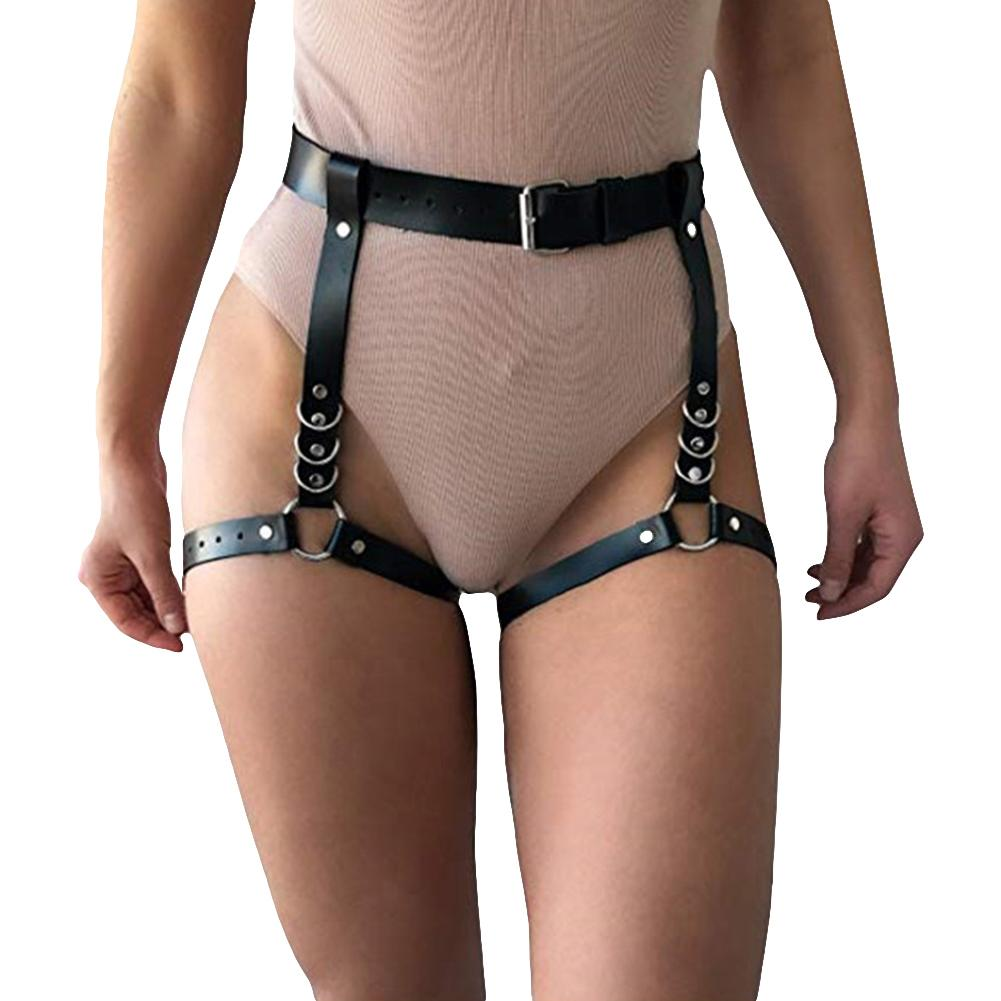 New Waist Strap Fashion Faux Leather Waistband Women Party Dress Performance Belt Sexy Gift