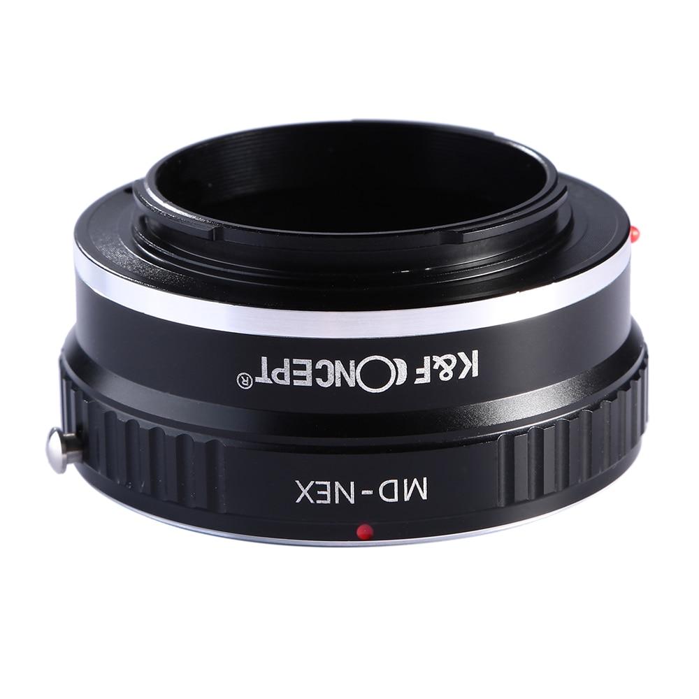 K&F CONCEPT objektiivi adapter Minolta MD objektiivile Sony NEX-le - Kaamera ja foto - Foto 2