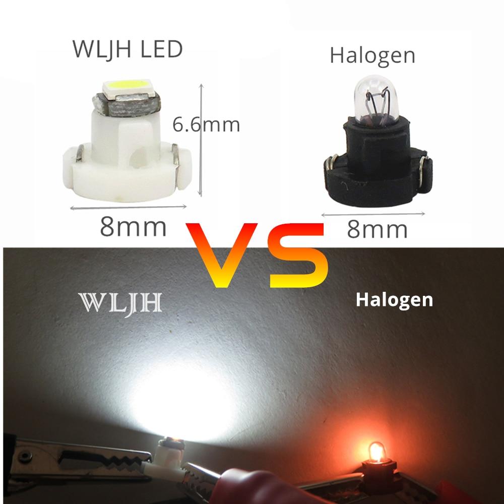 lampadas de luzes wljh 10x led t3 04