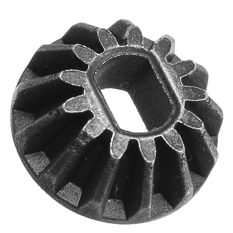 1pc New Durable Small Bevel Gear 13T Spare Part  For HG P401/402/601 RC Car