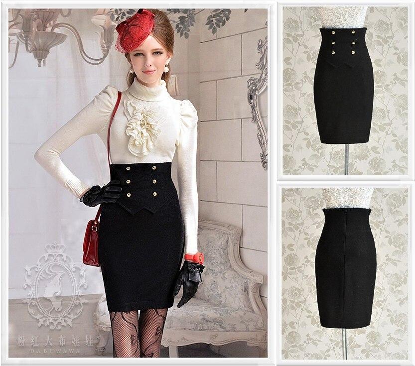 Красивые юбки черные фото