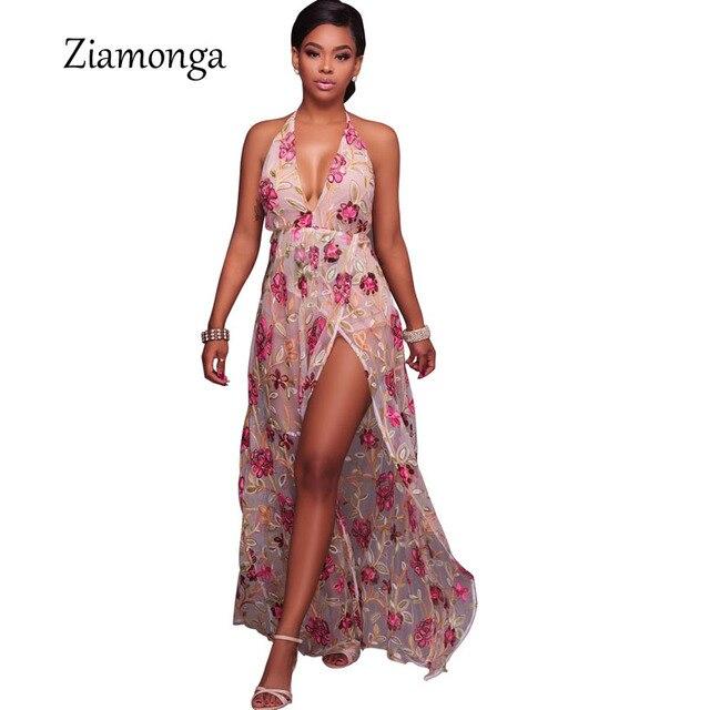 Секси платье розовая сетка