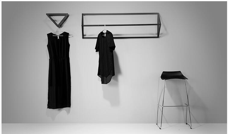 Hang Clothes On Wall online buy wholesale clothes hanging rack wall mount from china