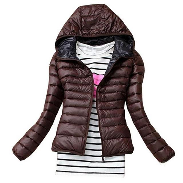 2017 Woman Winter coat  ultralight down jacket  Parkas Winter Female Down Jacket  Winter Coa Overcoat Women Jacket Parka Unisex