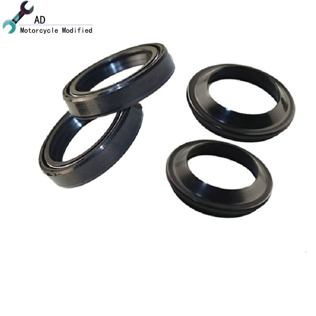 US $6 3 |For Suzuki LS650 K1 K2 K3 K4 Dust & Oil Seal Front Shock Absorber  Fork ZN 1100 KX 125 250 Motorcycle Accessories +-in Seals from Automobiles