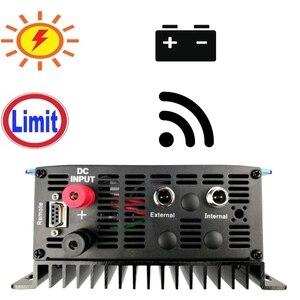 Image 2 - 1000W şebeke bağlantılı güneş invertörü ile sınırlayıcı güneş panelleri pil deşarj ev şebekeye bağlı 1KW