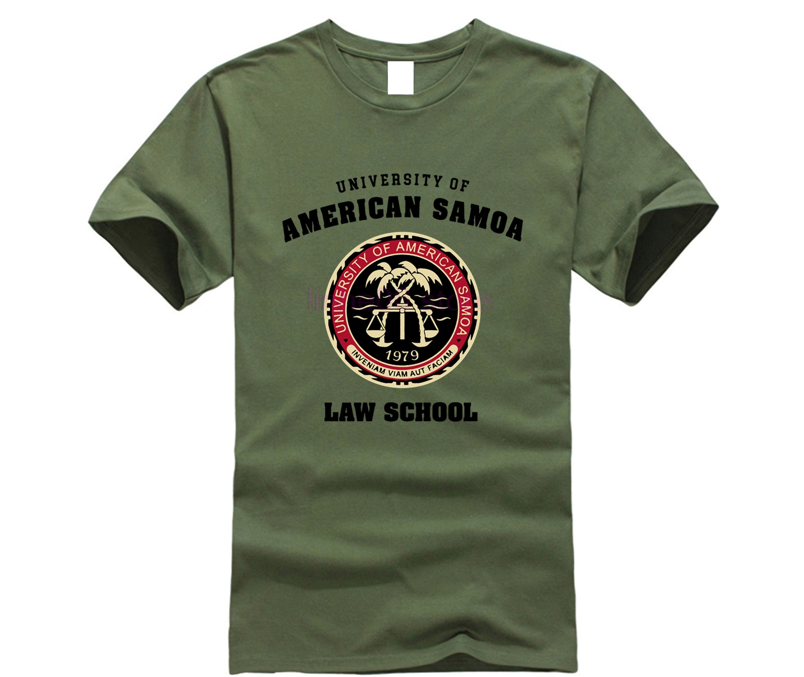 BCS University of American Samoa Law School T Shirts TV Show better call saul jesse pinkman heisenberg walter breaking bad Tees image