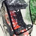 Детские коляски дождевик детские непромокаемые ветрозащитный полный крышка плащ плюс размер удлинить yoya автомобиль зонтик целом