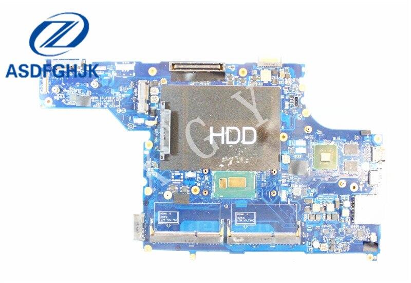 Материнская плата для ноутбука VAW50 LA-A101P для Dell Latitude E5540 материнская плата MWDPN 0MWDPN CN-0MWDPN DDR3L i7-4600U GT 720M