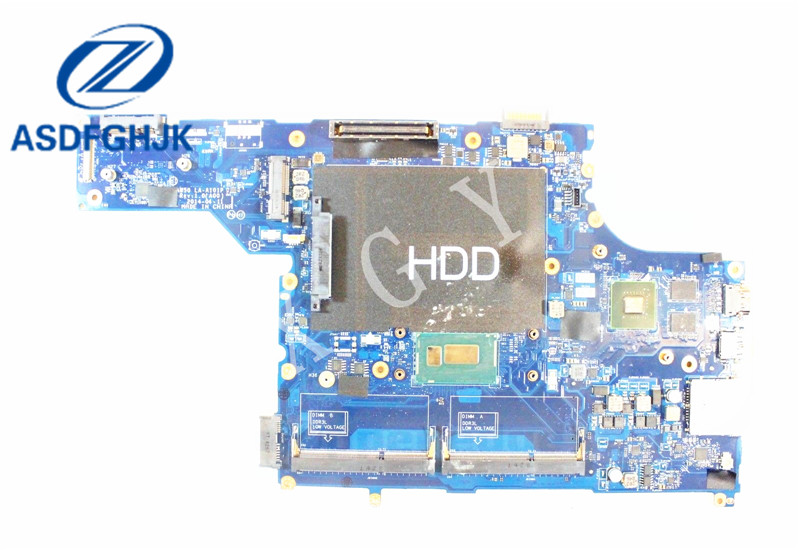 Laptop Motherboard VAW50 LA A101P FOR Dell for Latitude E5540 Motherboard MWDPN 0MWDPN CN 0MWDPN DDR3L
