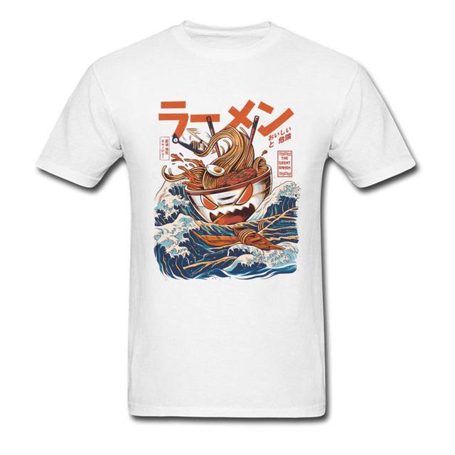 Noodle Monster 2018 Naruto Anime T-shirt